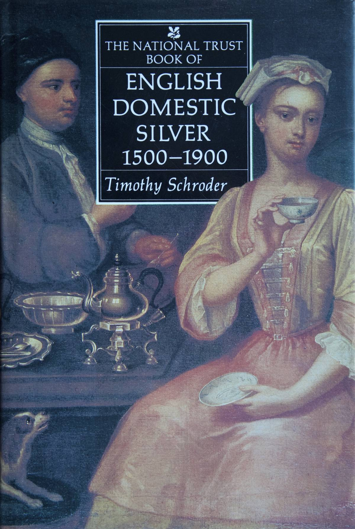 English Domestic Silver v. Schroder ISBN-13: 978-0670802371