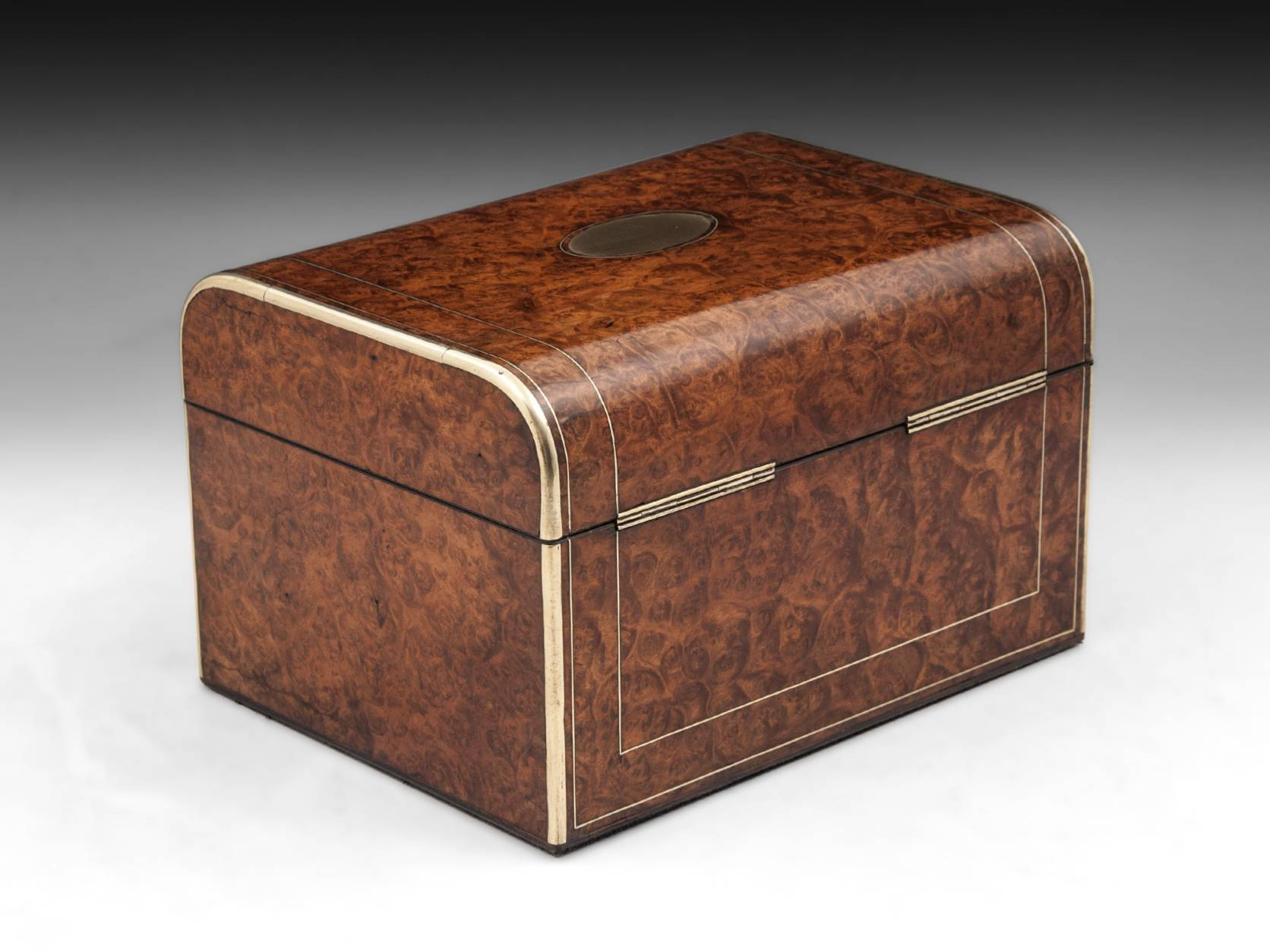 Amboyna Jewellery Box-4